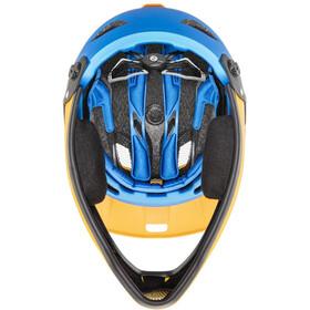 UVEX Jakkyl HDE 2.0 Casque, blue energy mat